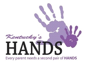 Hands logo w/wording
