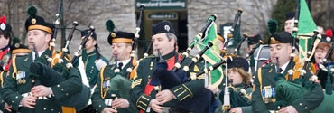 St Patrick's Day Parade & Festival
