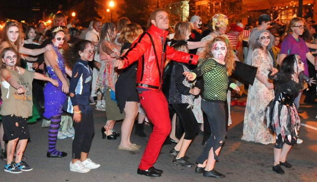 Thriller Parade